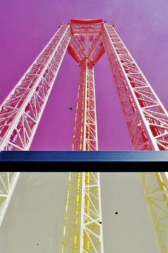 Superman: Tower of Power. Sixflags, TX.