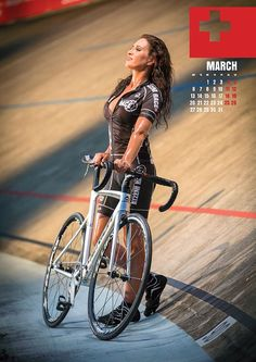 Sex Cycling Calender Swiss 2017