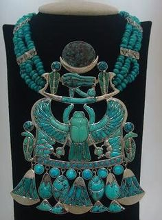 Egyptian Turquoise N beauty bling jewelry fashion