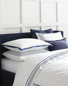 Explore the Serena & Lily luxury bedding collection and discover beautiful cotton bedding sets, sheet sets, duvet covers, quilts, & shams. Bed Sets, Bed Linen Sets, Luxury Duvet Covers, Luxury Bedding Sets, Duvet Bedding Sets, Linen Bedding, Bed Linens, White Bedding, King Comforter