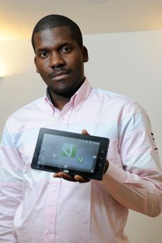 Congolese Computer Inventor
