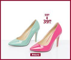 Pazartesi sendromuna sizce hangi renk iyi gelir? #fashion #fashionable #style #stylish #polaris #polarisayakkabi #shoe #shoelover #ayakkabı #shop #shopping #women #womanfashion #moda #womenstyle #topukluayakkabı #şıklık #zarafet #stil #colorful #rengarenk #pink #blue #stiletto