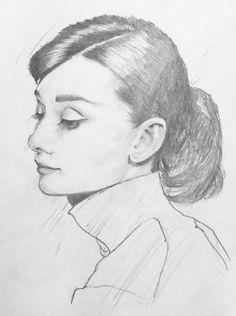 Pencil on paper Artist Scott Wilson