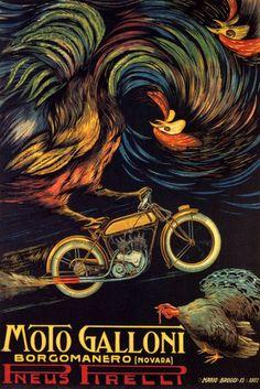 Moto Galloni Motorcycles