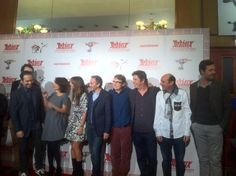 #AsterixDDD #Exclu l équipe du #film au complet @sgtpembry @GeraldineNakach @LaurentLaffitte @SemounElie etc