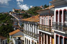 Ouro Preto in Brazil Brazil Culture, Brazilian Samba, Brazil Travel, Travel News, Mansions, Country, House Styles, City, Places