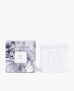 Royal Garden, Zara Home, Packaging Design, United Kingdom, The Unit, Candles, Fragrances, Products, England