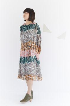 foggy ドレス | minä perhonen