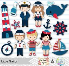 Sailor Theme, Sailor Cake, Et Wallpaper, Sailor Birthday, Nautical Clipart, Nautical Party, Clip Art, Felt Crafts, Baby Boy Shower