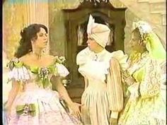 (Gone With the Wind Parody) Carol Burnett Show- Went With the Wind, Part 1 http://www.youtube.com/watch?v=IH6TBEbP77Q