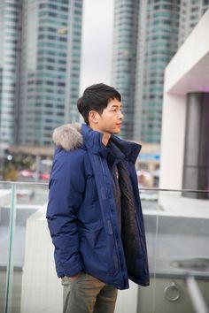 Song Joong Ki, Kim Soo Hyun, Kim Woo Bin sẽ khiến bạn đổ gục trong bộ ảnh thời trang mới - Ảnh 15.