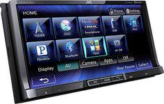 JVC KW-NSX700 MirrorLink Multimedia Receiver