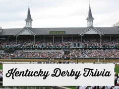 """The Kentucky Derby is known as the Greatest Two Minutes in Sports, and also known as the Run for the Roses. The 140th running of the Kentucky Derby will take place on Saturday, May 3, 2014. Test your knowledge or just learn some fun facts to impress your friends and family at your Kentucky Derby... <a href=""""http://www.chicagonow.com/tween-us/2014/05/kentucky-derby-trivia-and-fun-facts/"""" class=""""more-link"""">Read more »</a>"""
