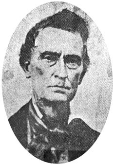 John Bunton was born in Tennessee in 1807. He came to Texas in 1835 and served as First Sergeant of the Mina Volunteers. Bunton also served in John York's Company in the siege and capture of Bexar and, again, with the Mina Volunteers at the Battle of San Jacinto. He was a representative from Bastrop County in the Texas Congress from 1836-1837 and for Austin County in 1838.