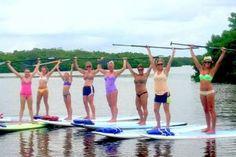 SUP fun! Bradenton, Florida Vacation Activities with WaterPlay USA #PlanYourFun