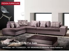 Buy Sofa Set Online | small sectionals for apartments | Furniture Sofa Set - fedisa Furniture Sofa Set, Apartment Furniture, Living Room Furniture, Modern Furniture, Home Furniture, Sectional Sofa, Sofas, Couch, Dining Room Sets