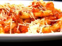 Durumpasta med tomatsås (kock Mattias Jeppson)