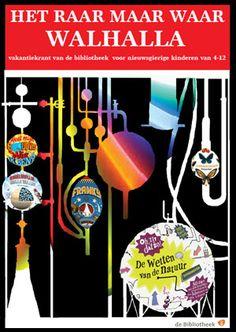 probiblio.nl - kinderboekenweek-2015 20 Juni, Science, School, Books, Kids, Livros, Libros, Schools, Book