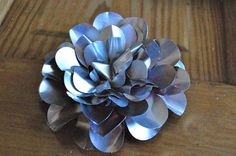 Craftacular World: Soda Can flower diy
