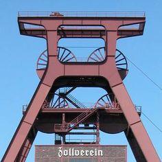 ERIH - Europäische Route der Industriekultur   Regionale Route Ruhrgebiet