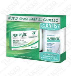 NUTRIVEL CABELLO 30 COMPRIMIDOS