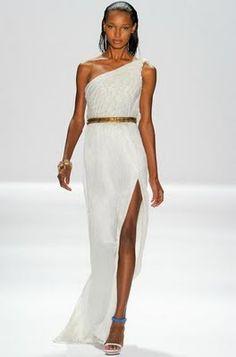 Carlos Miele New York Fashion Week 2011