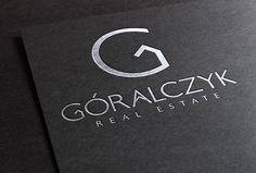 Logo Góralczyk Real Estate on Behance