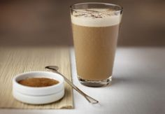 밀크&스파이스 아이스 커피