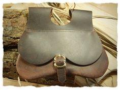 Gürteltasche Leather Backpack, Backpacks, Bags, Fashion, Accessories, Sachets, Figurine, Handbags, Moda