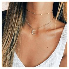Moonlight babes #jewerly #necklace