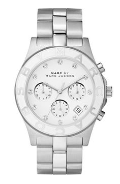 Marc by Marc Jacobs Watch. I WANT this!!!