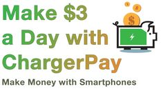Make $3 a Day with ChargerPay - Make Money with Your Smartphone More information: http://ift.tt/2iMZkjv Archive listing (for TOS information technicalities): http://ift.tt/2hwCGGL Please feel free to leave any comments below! Learn More Here: http://ift.tt/1Ss9NeJ Facebook: http://ift.tt/1p08CXU Facebook Group: http://ift.tt/1Ss9P69 Twitter: https://twitter.com/TheTechSlugs Email me if you have any questions: joe@thetechslugs.com Mail Me Here: PO Box 525 Greensburg PA 15601 USA