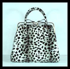 Cheetah Rail Handbag | Shop 2 Chic