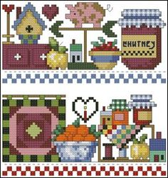 Cross Stitch Alphabet, Amish, Country, Stitch Patterns, Patches, Creativity, Kids Rugs, Quilts, Decor