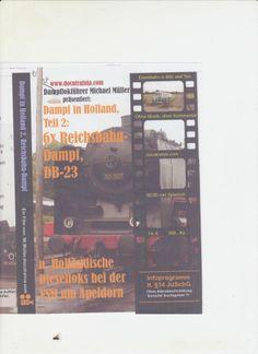 Reichsbahn in Holland DVD