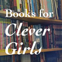 Books for Clever Girls: Graphic Novels & Comics for Teens/Young Women #gifts_ideas