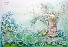 Artwork >> Cristina Tamas >> frozen..