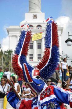 Carnaval de Santiago - República Dominicana