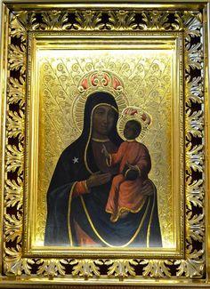 Łaskami słynący obraz Matki Bożej Przedziwnej Grybowskiej