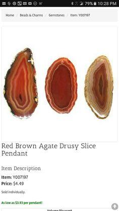 Red Agate, Brown, Brown Colors