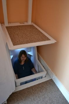 Home Lift travelling through the floor. >>> See it. Believe it. Do it. Watch thousands of SCI videos at SPINALpedia.com