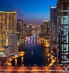 Marina City #Dubai #UAE