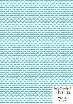 DIY Haz tu propio washi tape | Out! el Blog