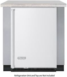 """VURO3200 Outdoor Series 32"""" Undercounter Refrigeration Base For use with Viking 24""""W. refrigeration products"""