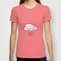 Smile T-shirt by Psocy Shop - $18.00  http://www.facebook.com/psocyshop