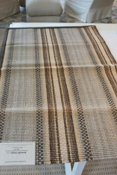 Amarillo Stripe - Elizabeth Eakins rugs