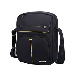 ac735228d7 Men Anti Theft Black Messenger Anti-Theft Zipper Designer Crossbody  Shoulder Bag  fashion  clothing  shoes  accessories  mensaccessories  bags  (ebay link)