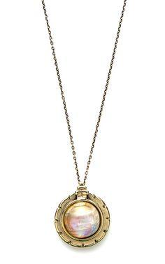 Shop Dial Pendant by Pamela Love for Preorder on Moda Operandi