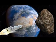 Could We Save Earth from a Giant Asteroid Impact ? - YouTube