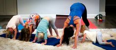 Teaching Toddlers Yoga l Cute or Crazy?!